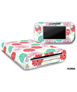Skin Decal Wrap for Nintendo Wii U Gaming Console & Controller Sticker F... - $9.85