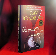 Ray Bradbury HALLOWEEN SUMMER 1st, as new, hardback, SIGNED on HALLOWEEN... - $269.50