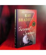 Ray Bradbury HALLOWEEN SUMMER 1st, as new, hardback, SIGNED on HALLOWEEN... - $269.50