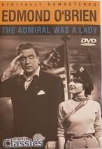 Edmond O'Brien in The Admiral was a Lady 1950 B&W Treasure Box Collectio... - $1.95