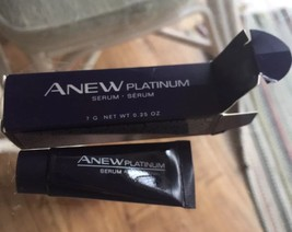 AVON ANEW PLATINUM SERUM 0.25 OZ NIB RARE & DISCONTINUED - $4.38