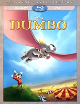 Disney's Dumbo 75th Anniversary Edition [Bluray/DVD]