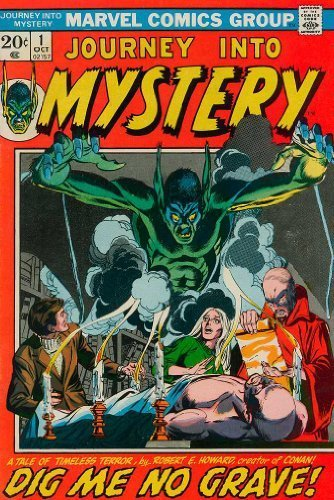 Journey Into Mystery #1 [Paperback] [Jan 01, 1972] Roy Thomas, Gil Kane, Steve E