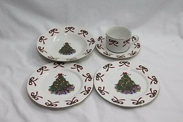 Gibson Christmas Morning Set of 5 - $31.85