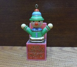 1977 Hallmark Cards JACK-IN-THE-BOX Ornament - $10.99