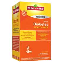 Nature Made Diabetes Health Pack, 60 Packets - $26.99