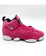 Jordan Jumpman Team II GG Rush Pink Black Kids Sneakers 820276 600 - $84.95