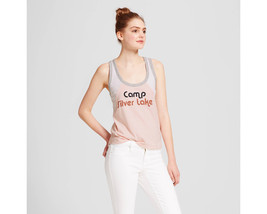 Women's Leisure Tank Graphic - Mossimo Supply Co.™ - $8.35