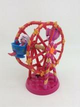 Ferris Wheel Lalaloopsy Toy MGA Toy Playset w 3 Figures Dolls Girl Doll ... - $23.71