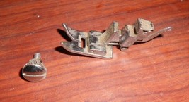Riccar R916 Zig Zag Foot Plate w/Shank (ankle) & Mounting Screw Used Works - $10.00