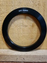 GENUINE COKIN P SERIES 67mm ADAPTER RING, MADE IN FRANCE - $18.02