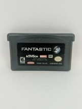 Fantastic 4 Nintendo Game Boy Advance 2005  - $5.93