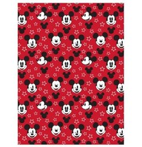 """MICKEY MOUSE DISNEY ORIGINAL LICENSED SILK TOUCH BLANKET TWIN SIZE (60""""x... - $44.09"""