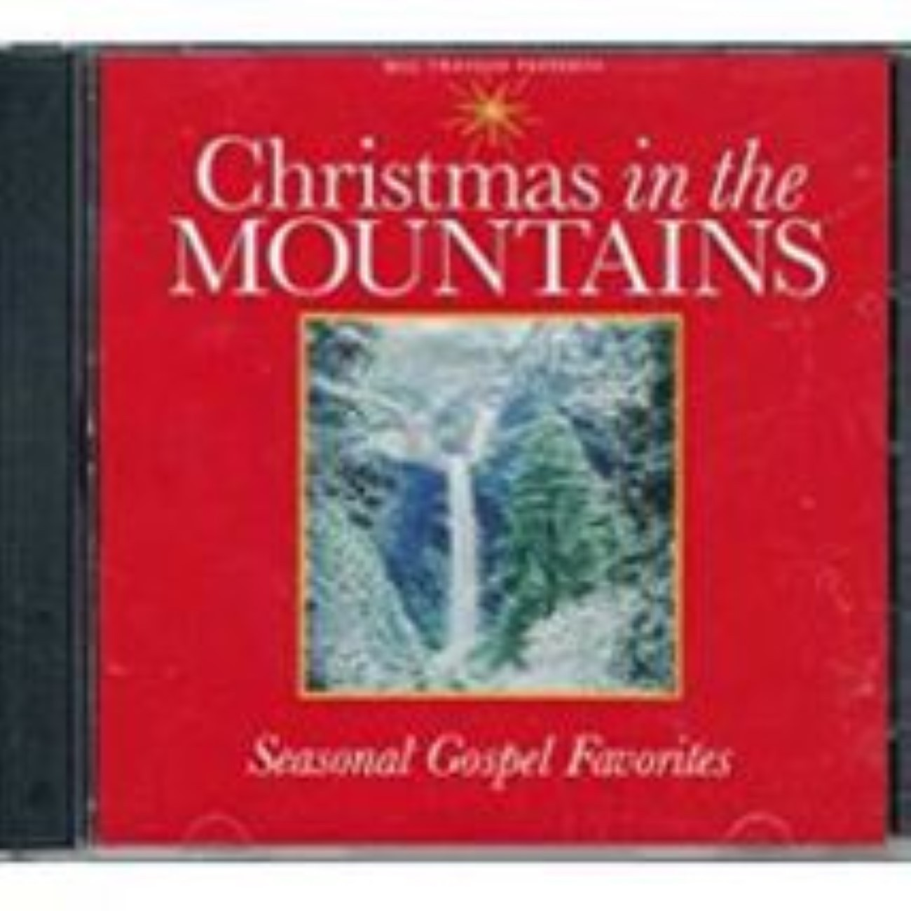 Christmas in the Mountains by Bill Traylor Cd