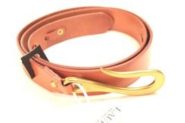 Lauren Ralph Lauren Jeans Laced Hook Buckle Bel... - $31.67