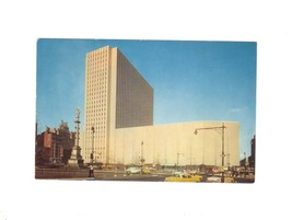 NEW YORK COLISEUM EXPOSITION CAPITAL OF THE WORLD MANHATTAN POST CARD CO... - $9.41