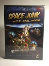 Space Junk Board Game by Lamp Light Games New Sealed - $19.80