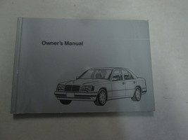 1994 Mercedes Benz e 320 e 420 e 500 Owners Manual Factory OEM Book Used... - $98.76