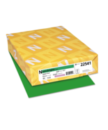 Neenah Astrobrights Gamma Green Copy Paper 8.5x11 24lb 89gsm 2 Reams 100... - $32.29