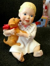 """Lenox Piano Baby Collection """"Baby's First Christmas"""" 1991  Porcelain Fig... - $19.75"""
