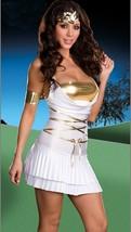 Greek goddess luxury fantasy Halloween costume - $25.00