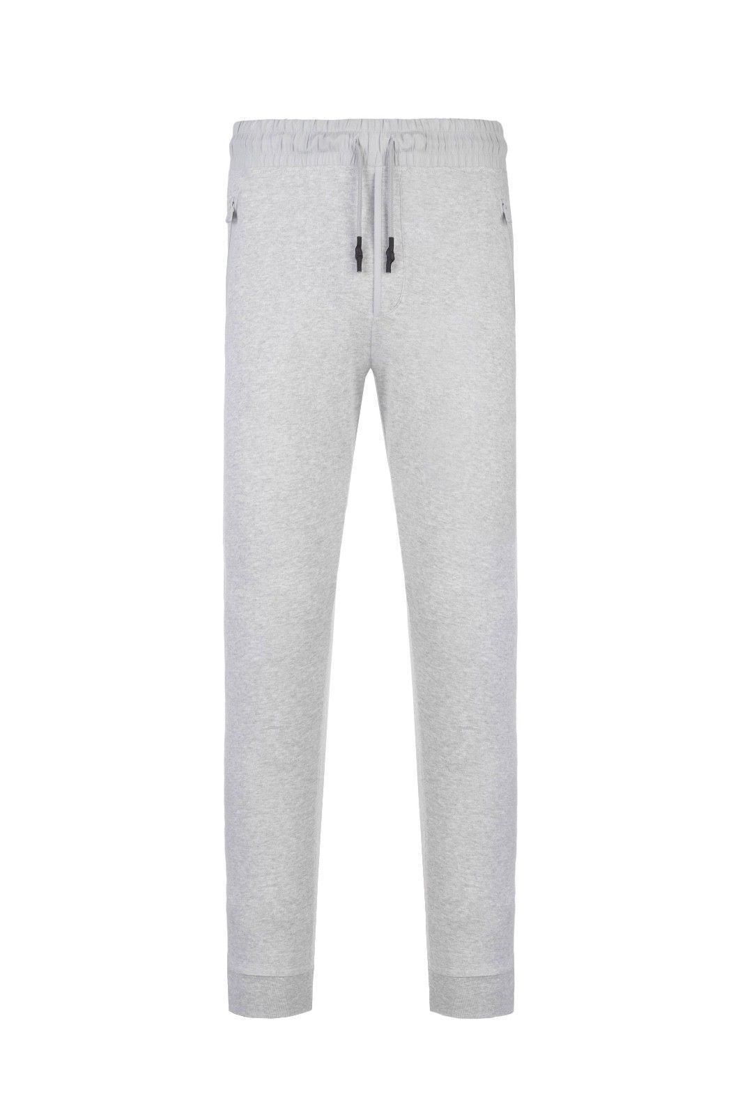 Hugo Boss Men's Premium Sport Gym Workout Track Suit Pants Gray 50372074