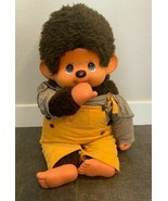"""SUPER RARE VINTAGE JAPAN MADE MONCHICHI MONCHHICHI DOLL WITH CLOTHES 30""""... - $890.99"""