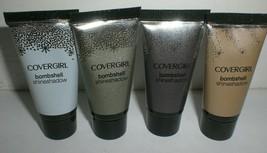 Covergirl Bombshell Shine Shimmer Eye Finish Eyeshadow Lot of 4 Differen... - $13.85