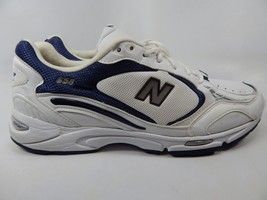 New Balance 658 Size 13 M (D) EU 47.5 Men's Walking Shoes White Blue MW658WN