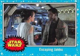 2017 Star Wars Journey To The Last Jedi #75 Escaping Jakku - €0,86 EUR