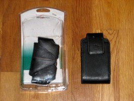 Verizon Wireless Blackberry Leather Cell Phone Pouch Case for STORM Gift... - $5.95