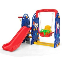 3 in 1 Toddler Climber and Swing Playset - new (cy) - $283.99