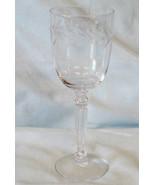 Fostoria Holly 6030 Claret Wine - $20.68