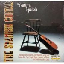 La Guitarra Espanola CD - $4.95