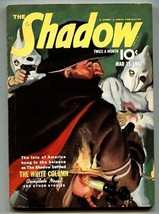 Shadow 1941 March 15-KKK cover- Street And SMITH-RARE Pulp FN/VF - $303.13