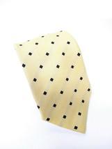Giorgio Armani Cravatte Silk Blend Ivory & Black  Men's Tie, Made in Italy - $14.01