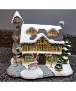 Santa's Toy Workshop - Hawthorne Village W/ Certificate - $15.00