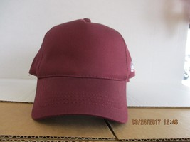 YOUTH SOLID DARK RED/MAROON CAPS/HATS-BLANK-TEAM MLB LOGO--BY OC-[3024] - €3,51 EUR