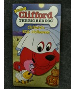 VHS Clifford the Big Red Dog - Cliffords Big Halloween (VHS, 2002) - NEW - $12.99