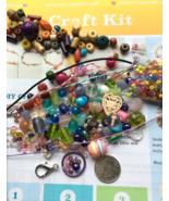 Jewelry Craft Kit, DIY Beaded Stretch Bracelets Friendship Bracelets  - $26.99