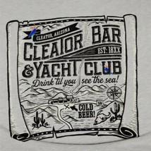 Dive Bar Shirt Club - Cleator Bar & Yacht Club LARGE T-Shirt Cleator AZ ... - $18.52
