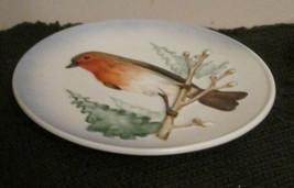 """1973 Goebel """"Wildlife"""" Plate Series Robin - $15.96"""