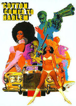 Cotton Comes to Harlem - DVD Brand New - $10.88