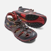 Keen Rialto H2 Sport Sandals Men's Size 9 M (D) EU 42 Raven / Bossa Nova