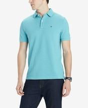 New Mens Tommy Hilfiger Custom Fit Mesh Ivy Polo Shirt Xl - $27.71