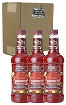 Master of Mixes Strawberry Daiquiri / Margarita Drink Mix, Ready To Use, 1 Liter