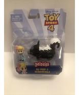 Disney Pixar Toy Story 4 Movie Bo Peep Skunkmobile A25 - $12.95