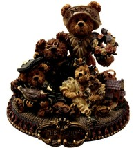 Boyds Bears 227804 Gary, Tina, Matt & Bailey..From Our Home to Yours MIN... - $27.97