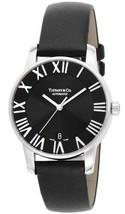 Tiffany & Co. Atlas Dome Automatic Black Dial Men's Watch Z1800.68.10A10... - $1,764.80