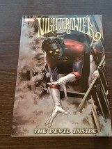 Nightcrawler The Devil Inside Softcover Graphic Novel - $15.00